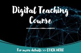 Digital Teaching Course - The 3rd